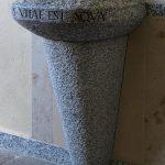 Trinkbrunnen aus Granit