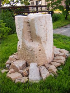 Quellstein-Jurakalkstein