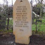 Grabdenkmal- Urnengemeinschaf