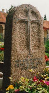Individuelle Grabdenkmale