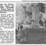 Dorfbrunnen-Dorfgütingen