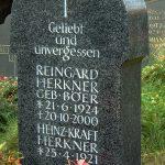 Grabdenkmal-Granit