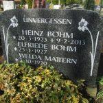 Grabdenkmal-Granit-Hohwald