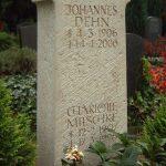 Grabdenkmal-Kalkstein