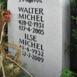 Grabdenkmal-Marmor-Korbbogen
