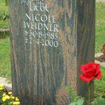 Grabdenkmal-Migmatit