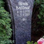 Grabdenkmal-Migmatit-blaugrau-Fächerform