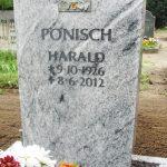 Grabdenkmal-Migmatit-gebändert