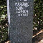 Grabdenkmal-Syenit