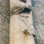 Hl. Franziskus-Granit-Roland-Vogel