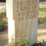 Grabdenkmal Sandstein