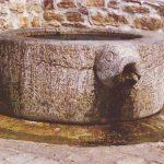 Schoepfbrunnen-Muschelkalkstein
