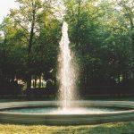 Springbrunnen-Hofgarten-Ansbach