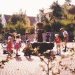 Dorfbrunnen Brodswinden Quarzsandstein