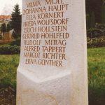 Grabdenkmal Elbsandstein