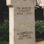 Grabdenkmal Kreuzform Jurakalkstein