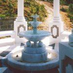 Marmorbrunnen Teetempel