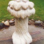 Quellstein Marmor
