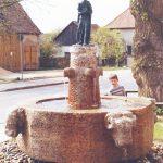 Schäferbrunnen-Muschelkalkstein