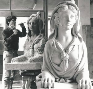 Sphinx Schloss Schwetzingen