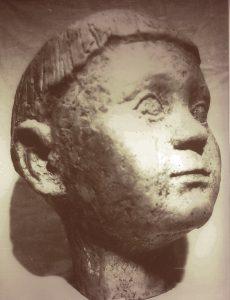 Portrait-Terrakotta